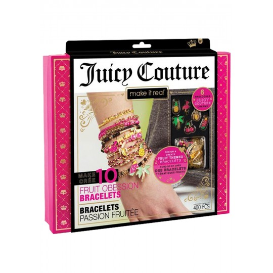 Make it Real - Juicy Couture: Fruit Obsessions Bracelets