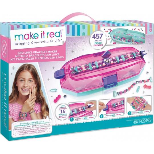 Make it Real - Gem Links Bracelet Maker