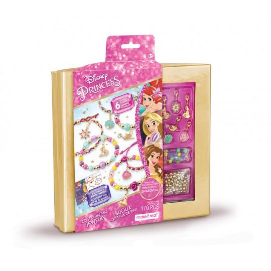 Make it Real - Disney Princess: Crystal Dreams Bracelets