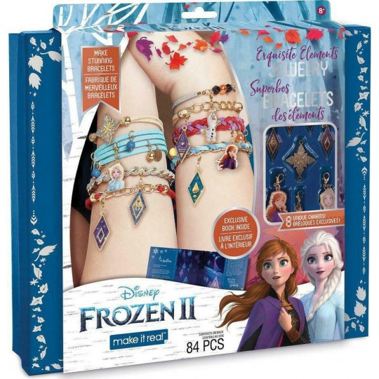 Make it Real - Disney Frozen II: Exquisite Elements Jewelry