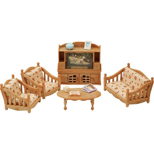 Sylvanian Families: Comfy Living Room Set