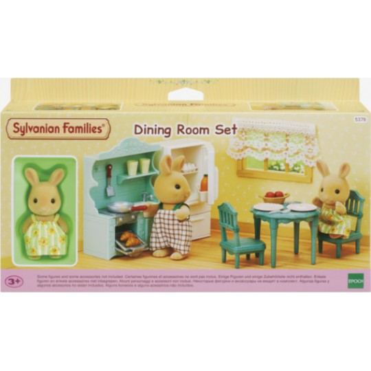 Sylvanian Families: Dining Room Set