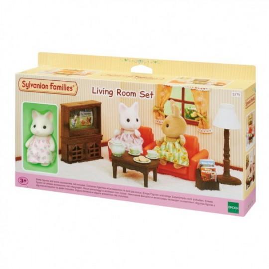 Sylvanian Families: Living Room Set