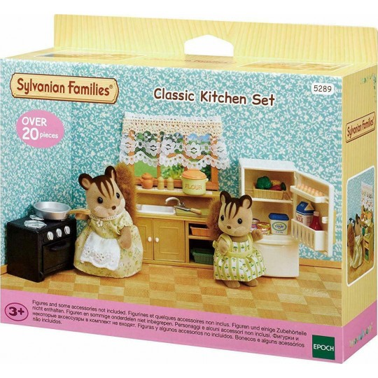Sylvanian Families: Classic Kitchen Set