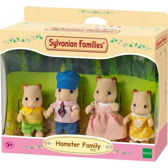 Sylvanian Families: Hamster Family