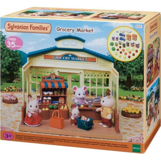 Sylvanian Families: Grocery Market