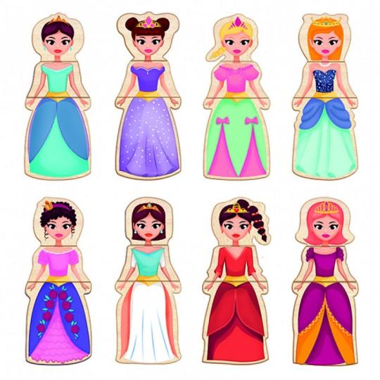 Magnet Box - Princess