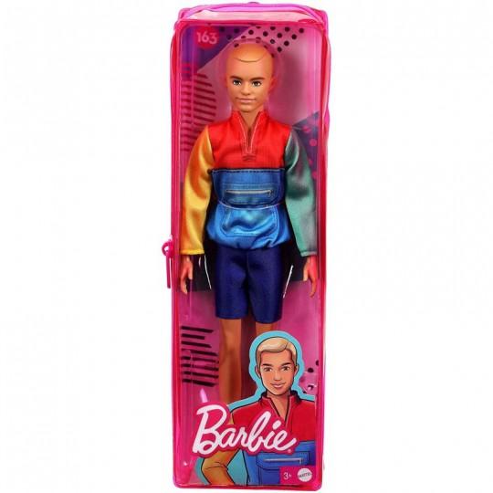 Mattel Barbie Doll - Fashionistas (163)