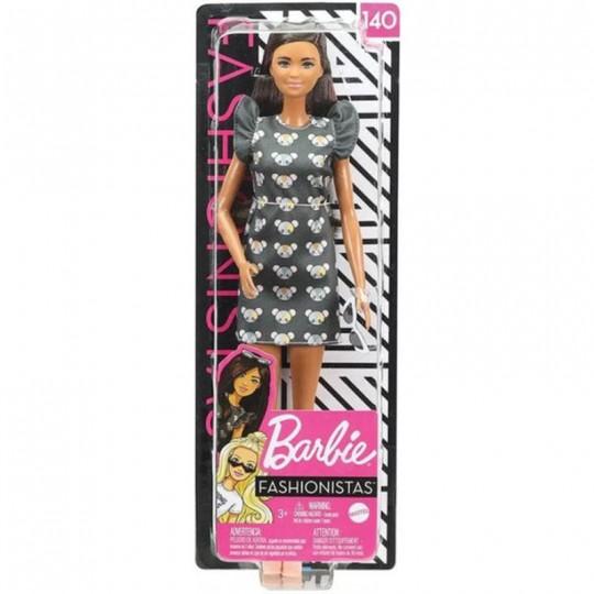 Mattel Barbie Doll - Fashionistas (140)