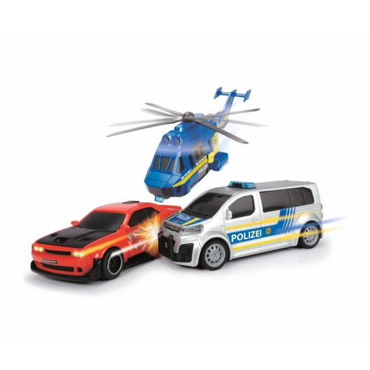 Dickie Toys Police Chase