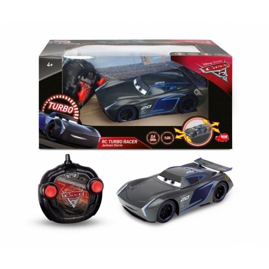 Dickie Toys RC Cars 3 Turbo Racer Jackson Storm