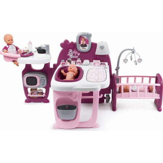 Smoby BN Large Doll's Play Center