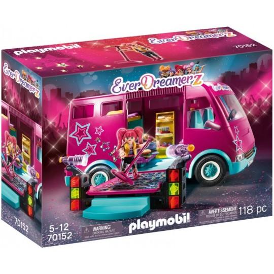 Playmobil EverDreamerz Tour Bus