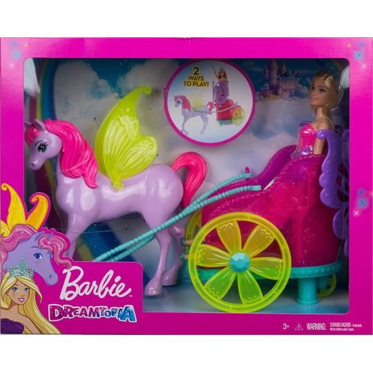 Mattel Barbie Dreamtopia - Pegasus & Chariot