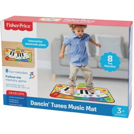 Fisher Price Dancin' Tunes Music Mat