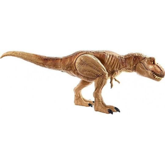 Mattel Jurassic World Camp Cretaceous: Primal Attack - Epic Roarin Tyrannosaurus Rex