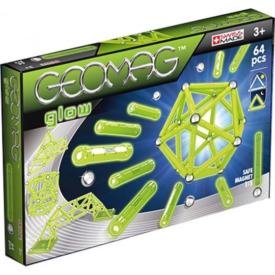 Geomag Glow 64 pcs