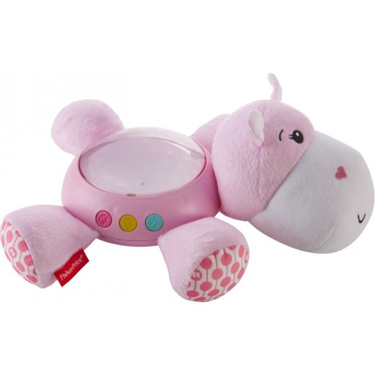 Fisher Price - Hippo Projection Soother