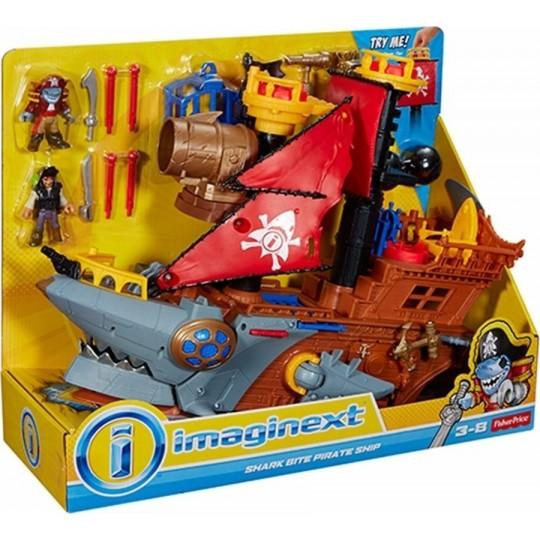 Fisher Price Imaginext: Shark Bite Pirate Ship
