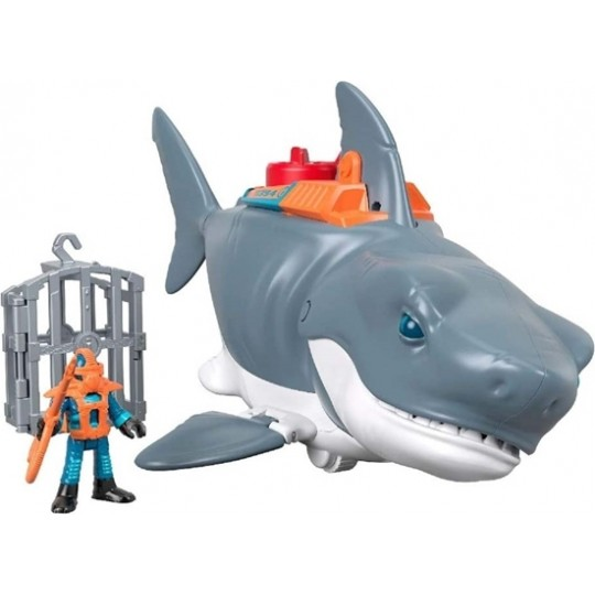Fisher Price Imaginext: Mega Bite Shark