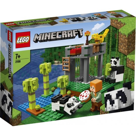 LEGO® Minecraft™: The Panda Nursery