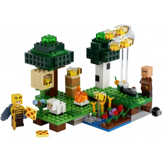 LEGO® Minecraft™: The Bee Farm