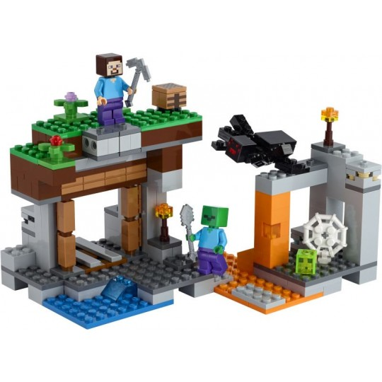 LEGO® Minecraft™: The ''Abandoned'' Mine