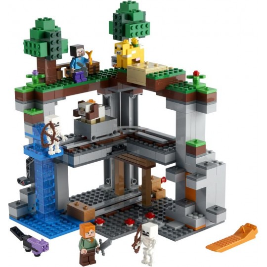 LEGO® Minecraft™: The First Adventure