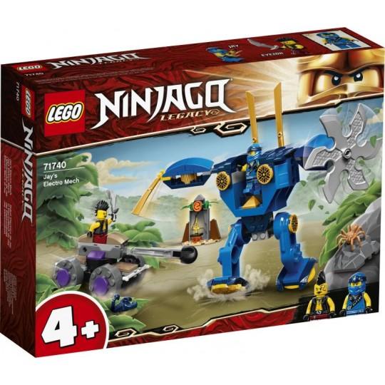 LEGO® NINJAGO®: Legacy Jay's Electro Mech