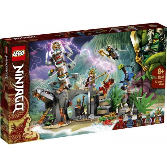 LEGO® NINJAGO®: The Keeper's Village