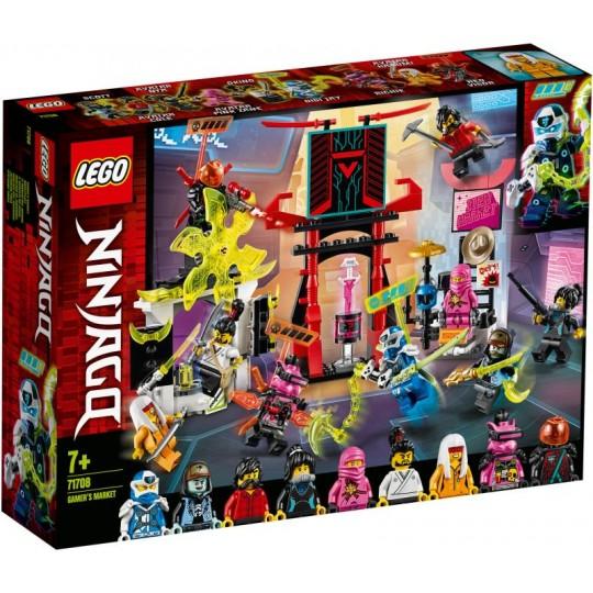 LEGO® NINJAGO®: Gamer's Market