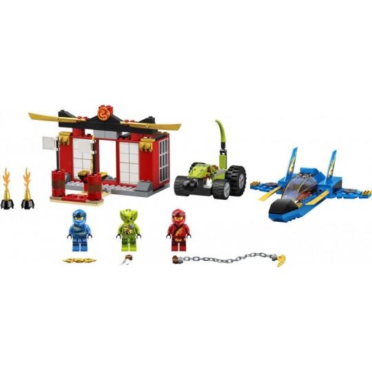 LEGO® NINJAGO®: Storm Fighter Battle