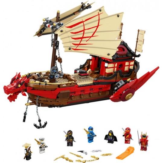 LEGO® NINJAGO®: Destiny's Bounty