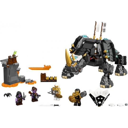 LEGO® NINJAGO®: Zane's Mino Creature