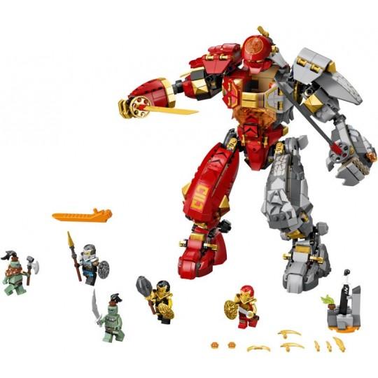 LEGO® NINJAGO®: Fire Stone Mech