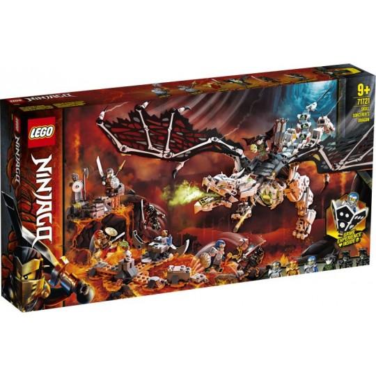 LEGO® NINJAGO®: Skull Sorcerer's Dragon