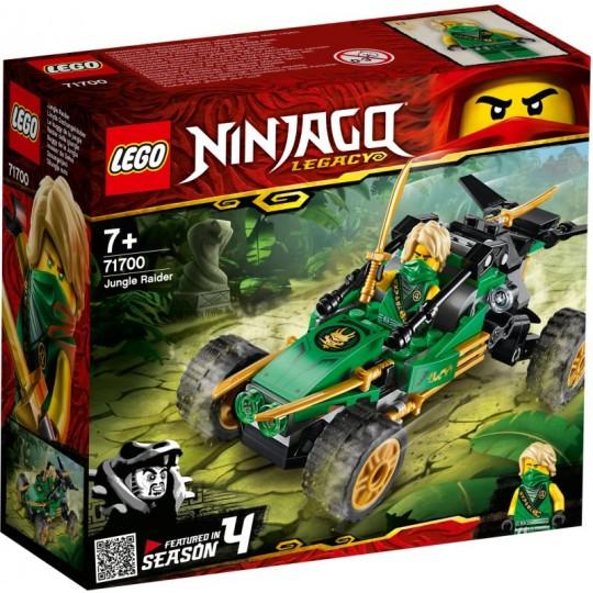 LEGO® NINJAGO®: Jungle Raider