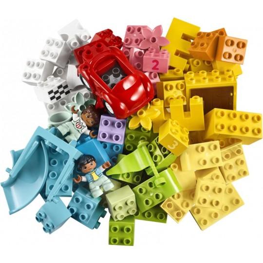 LEGO® DUPLO® Classic: Deluxe Brick Box