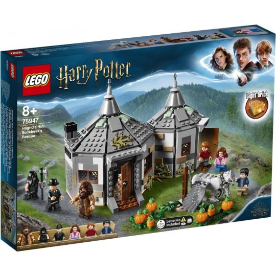 LEGO® Harry Potter™ : Hagrid's Hut: Buckbeak's Rescue