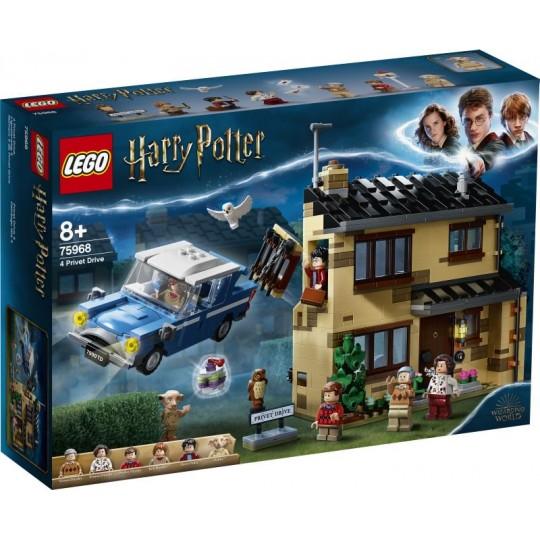 LEGO® Harry Potter™ : 4 Privet Drive