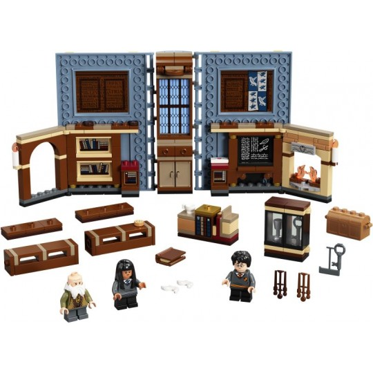 LEGO® Harry Potter™ : Hogwarts™ Moment: Charms Class