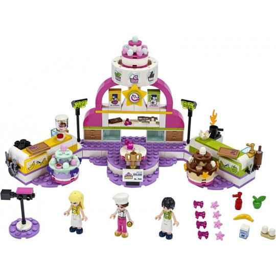 LEGO® Friends: Baking Competition