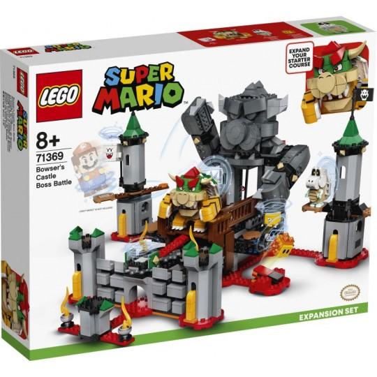 LEGO® Super Mario™: Bowsers Castle Boss Battle Expansion Set