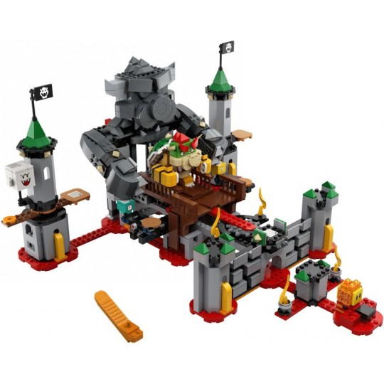 LEGO® Super Mario™: Bowsers Castle Boss Battle Expansion Set