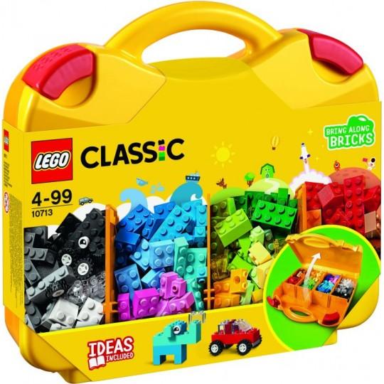 LEGO® Classic: Creative Suitcase