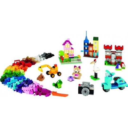 LEGO® Classic: Large Creative Brick Box
