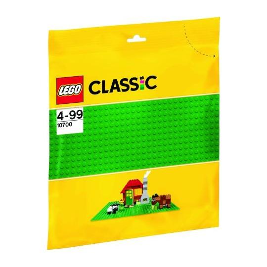 LEGO® Classic: Green Baseplate