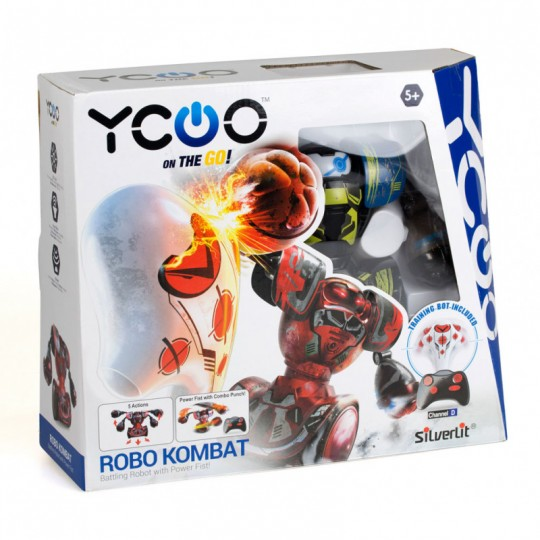 Robo Kombat Single Training Pack