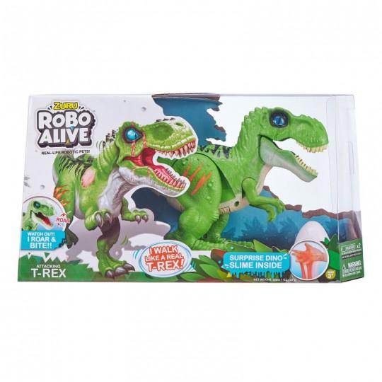 Robo Alive T-Rex W2 Slime Egg