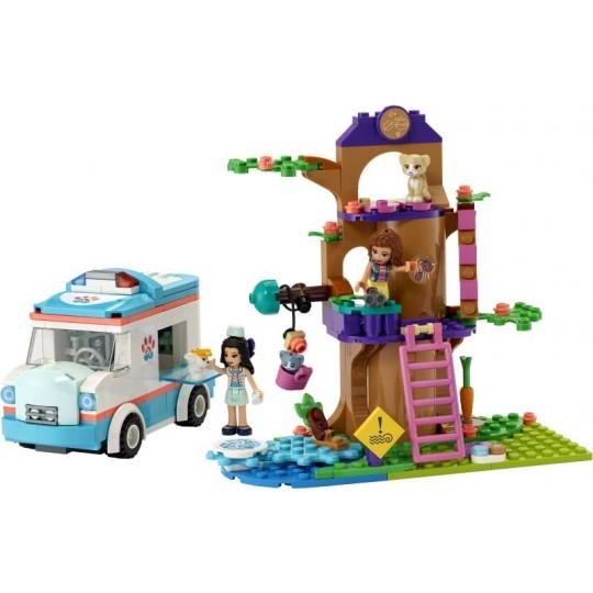 LEGO® Friends: Vet Clinic Ambulance